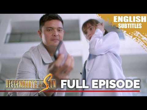 Descendants Of The Sun: CPT. Lucas Manalo Leaves A Lasting Impression | Full Episode 2 (w/subtitles)