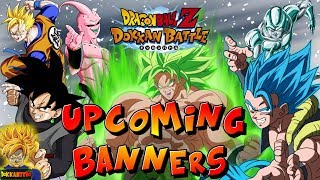 UPCOMING BANNERS on GLOBAL (CHRISTMAS 2018 & BEYOND) | Dragon Ball Z Dokkan Battle
