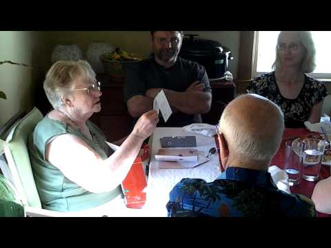 #3 Mom's 85th Birthday Party, June 29, 2014