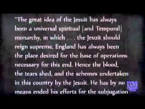 Catholic Confidential   Deplorable Jesuit Secrets Revealed