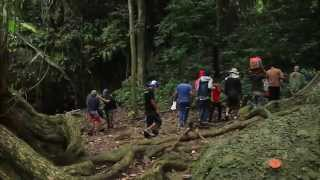The Making of Jawara Kidul  - PART 6 Night and Fire
