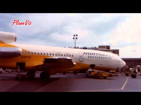 Defunct Airlines and Classic Airliners from 1969 to 1991