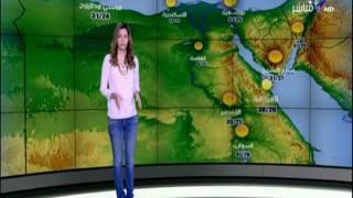 بالفيديو.. الأرصاد: طقس اليوم حار على وجه بحري والقاهرة بـ36 درجة