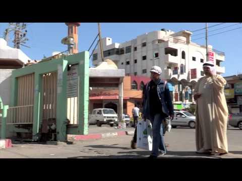 Gaza la malade