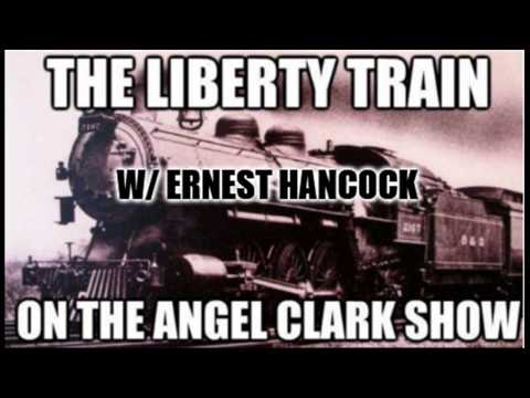 The Angel Clark Show With Ernest Hancock Of Freedoms Phoenix