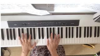KAT-TUN BLUE TUESDAY【ピアノ】