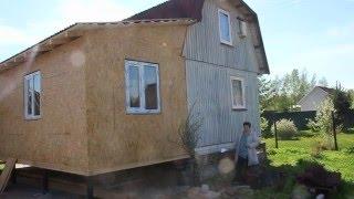 видео Как пристроить пристройку к дому из дерева