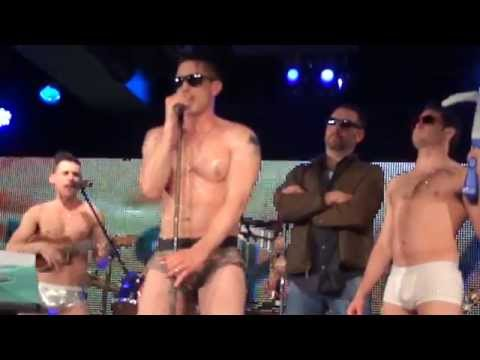 The Skivvies with James Carpinello, Mitch Jarvis, Adam Dannheisser  Soaking Wet November Rain