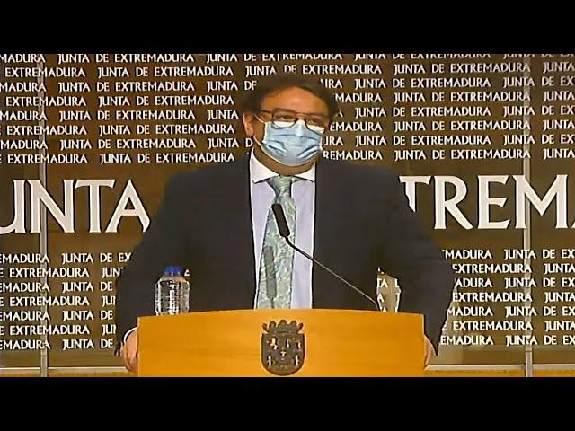 Extremadura espera autorización judicial para prohibir reuniones de más de 15 personas