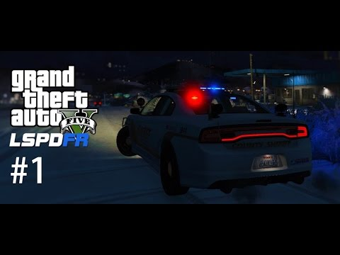 Gta 5: LSPDFR 0.3 - #1 - Pacific Hiest!!!