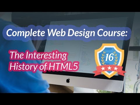 016 - The Interesting History Of HTML5