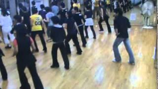 Out & Jump - Line Dance (Demo & Walk Through)