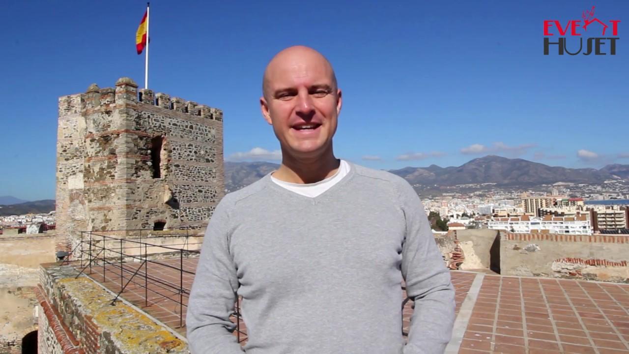 Eventhuset - Thomas Helmig koncert Castillo Sohail. Lørdag 27. maj. Fuengirola, Malaga, Spanien ...