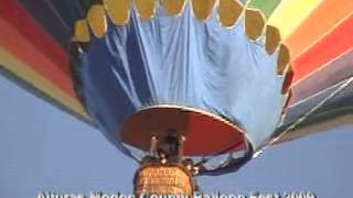 Alturas Balloon Fest Modoc County California