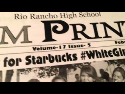 Rio Rancho High School paper stirs up controversy
