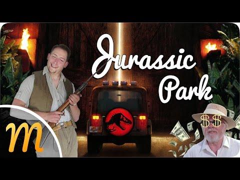 Math se fait - Jurassic Park