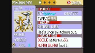 Pokemon Light Platinum Part 26 - Legendary Hunt Part 1
