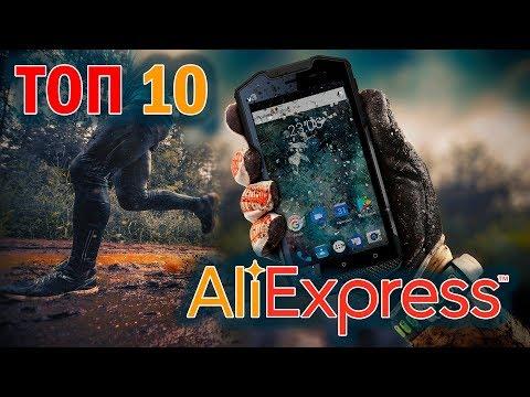 ТОП 10 Лучшие защищённые и противоударные смартфоны в 2019 году!
