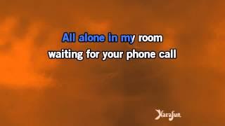 Karaoke, Be Alright - Justin Bieber