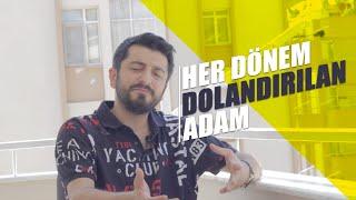 HER DÖNEM DOLANDIRILAN ADAM - Röportaj Adam #01journos