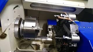 Месяц работы токарного станка с ЧПУ на китайских комплектующих.