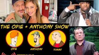 Opie & Anthony - Colin Quinn, Patrice Oneal in studio, Jay Mohr calls