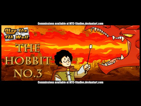 The Hobbit #3 - Atop the Fourth Wall - 동영상