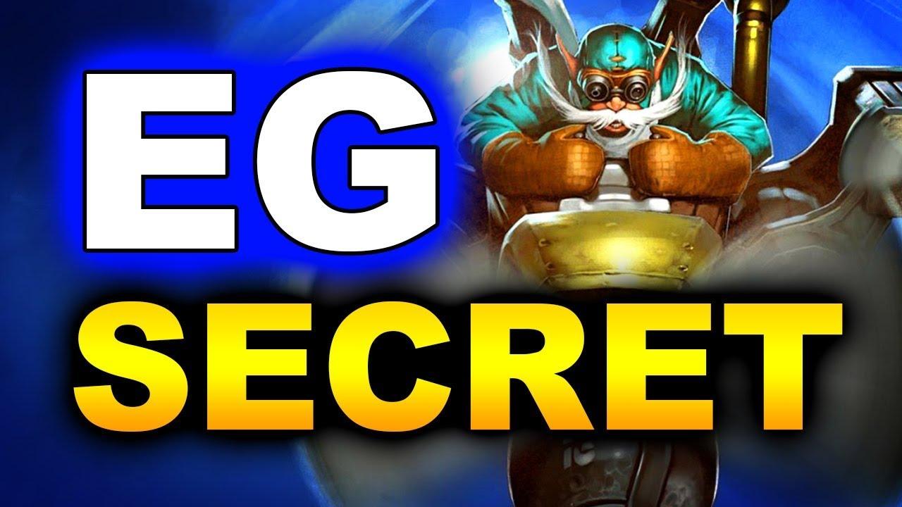 EG vs SECRET – AMAZING GAME! – ONE Esports Singapore World PRO DOTA 2