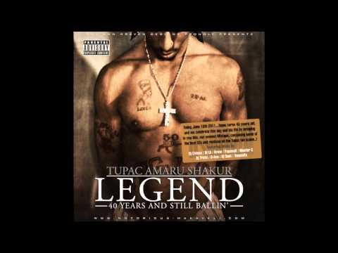 2pac - Sucka 4 Love (DJ LV Remix) (Notorious-Makaveli Mixtape)