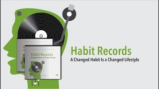 Habit Records  A Changed Habit Is a Changed Lifestyle