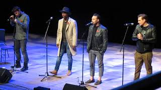 Blue - All Rise Our Story - Town Hall Birmingham - 29/10/2017