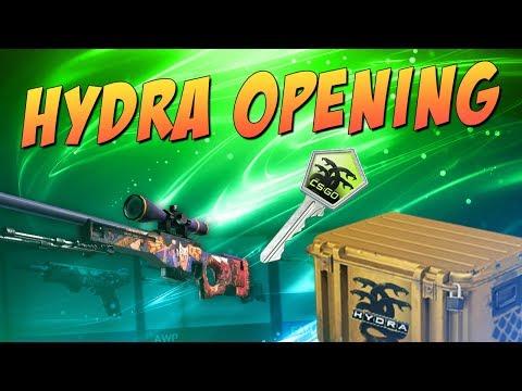 CS:GO - The Hydra Case Opening #1