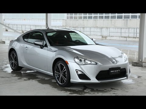 2014 scion frs review test drive youtube. Black Bedroom Furniture Sets. Home Design Ideas