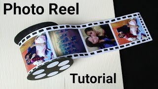 Easy DIY Gift Option for all occasions | Photo Reel Tutorial
