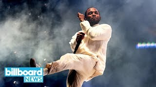 Kendrick Lamar Tells Howard Stern That He Nearly Did a Song With Prince  | Billboard News