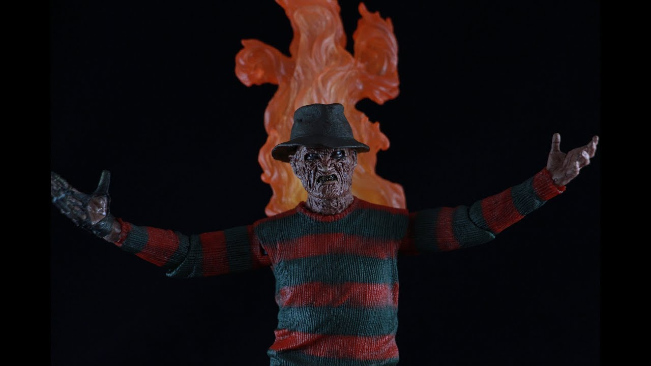 "A Nightmare on Elm Street 2 Freddy/'s Revenge Ultimate Freddy Krueger 7/"" Action F"