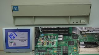 IBM PS/1 Model 2133 - Teardown and Demonstration