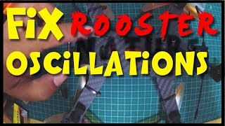 FIX JELLO and MID THROTTLE Oscillations on the Armattan Rooster | FPV