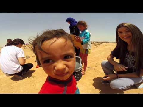 Help The Helpless of Palestine & Jordan 2015