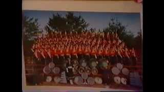 Northwest Guilford Viking Band Fall Festival Promo 1984