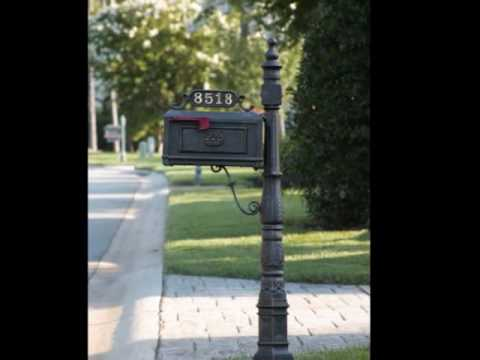 Bronze Curbside Mailbox by Better Box Mailboxes