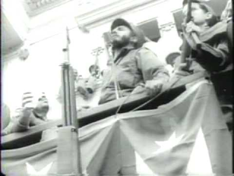 Rally For Castro, Executions of Batista Officials 1959/1/22