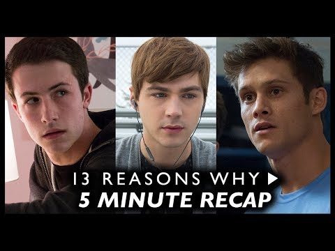 13 REASONS WHY Season 2 Explained in 5 Minutes!