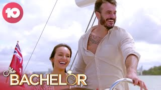 Bella & Locky's First Date | The Bachelor @Bachelor Nation