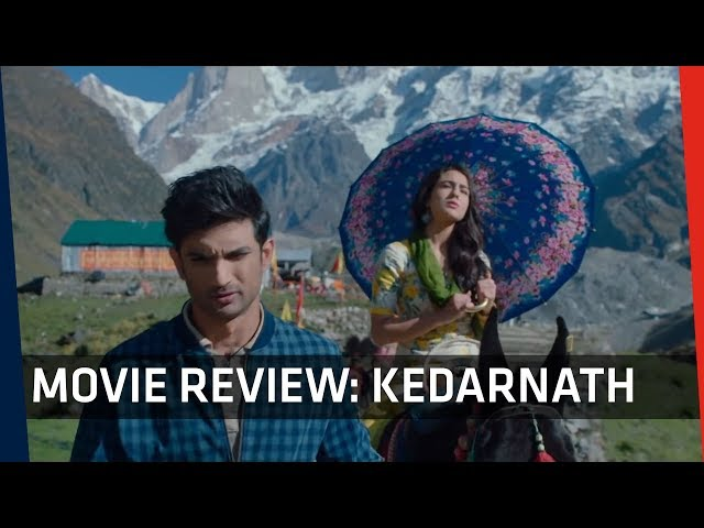 Kedarnath Movie Review Sushant Saras Breezy Love In The Times Of