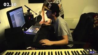 Tanerman - Kır Zincirlerini Remix'ine drop yaparken