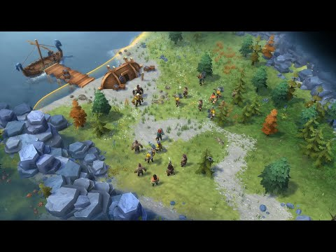 Northgard - Chapter 1 || RTS Games |