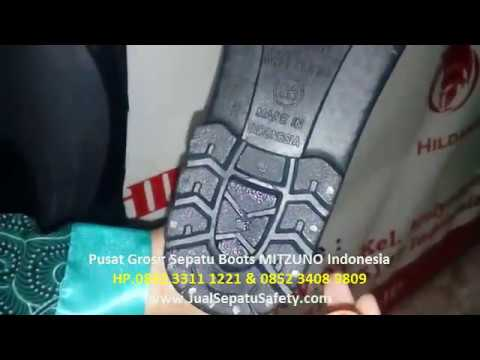HP 0852 3311 1221, Jual Sepatu BOOTS Karet TERMURAH Merk MITZUNO