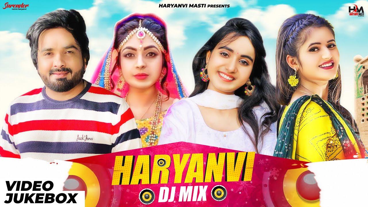 Haryanvi DJ Mix Song | Surender Romio, Renuka Panwar, Anjali Raghav | New Haryanvi Songs 2021