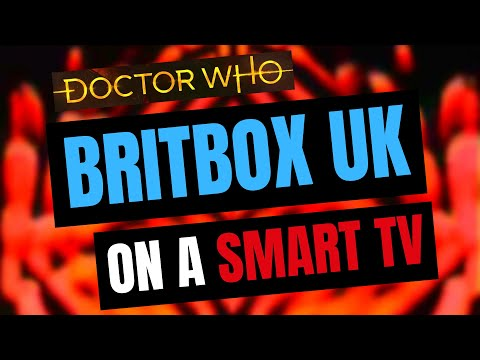 How To Get Classic Doctor Who Streaming On Your UK TV (BritBox Video # 3)